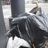 Rain-pocalypse: Mortally Wounded Umbrellas Litter San Francisco Streets