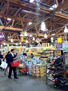 Rainbow Grocery: All of this is now online. - FLICKR/YUSUKE KAWASAKI