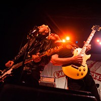 Rancid @ Warfield Theatre
