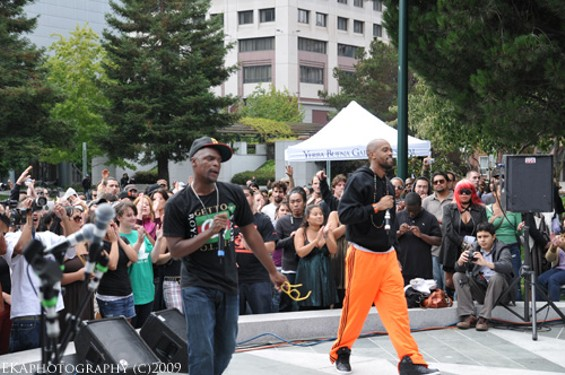 RBGz at YBG: dead prez @G4G's solar-powered concert - EKAPHOTOGRAPHY
