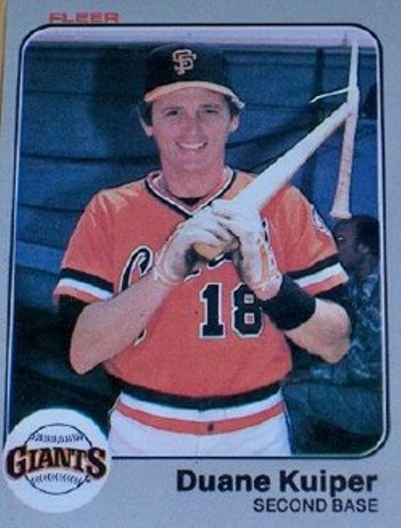 Really, it just seems like the Giants' bats are broken...