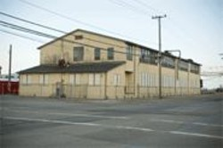 JAMES  SANDERS - Recently fenced-off Building No. 233 was the site of an infamous 1950 radium spill.