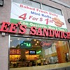 Red Alert! No, Scarlet-Crimson Alert! Lee's Sandwiches Recalls 100 Tons of Meat