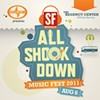 Reminder/OMFG: The All Shook Down Music Fest Is Tomorrow