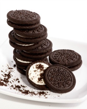 Researchers at Connecticut College found that gobbling Oreos aroused more neurons in the brain's pleasure center than the exposure to abused drugs. - TEHCHEESIONG / SHUTTERSTOCK