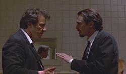 MIRAMAX FILMS - Reservoir Dogs, 1992.