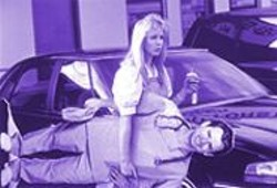 BRUCE  BIRMELIN - Resonating Upon the American Condition: Renee Zellweger in Nurse Betty.