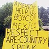 Respect Are Country, Speak English