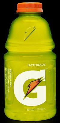 Rest assured, whatever tinkering the Gatorade folks have done, they haven't altered the familiar piss color