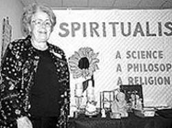 RONNA  FOOTE - Rev. Barbara Thurman.
