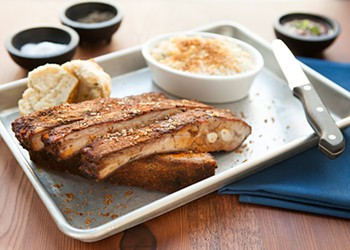 Southpaw BBQ: New Joint Spices (and Salts) Up the Mission