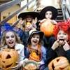 San Francisco Clinches Top Spot for Trick-or-Treating for the Fourth Year in a Row