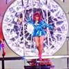 Rihanna Burns Out Retinas at Oracle Arena