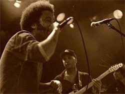 EKA PHOTOGRAPHY - Riley and Morello: Fierce funk-metal.