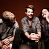 """Rin Tin Tiger Release Rollicking Barn Burner """"Small Cuts That Bleed A Lot"""""""