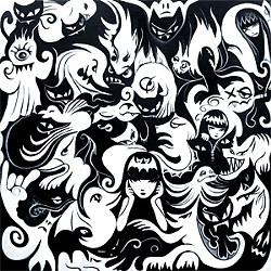 Rob Reger's Strange Beasts.