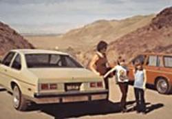Robert Bechtle's Agua Caliente - Nova: This is not a photograph.