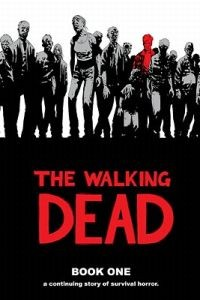 "Robert Kirkman's ""The Walking Dead"" is a flagship Image series"
