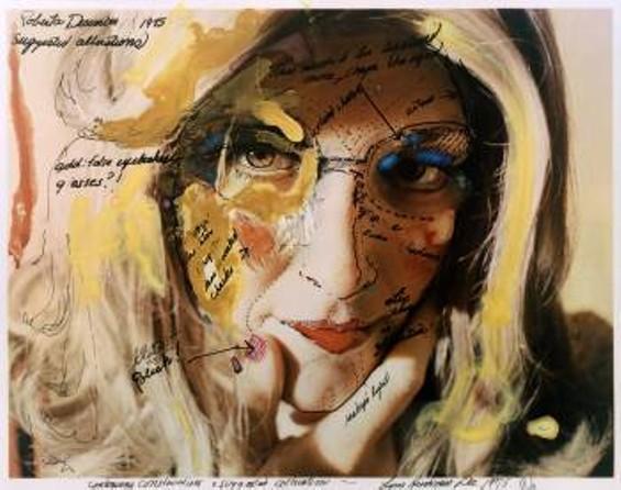 Roberta Breitmore, 1975 - LYNN HERSHMAN LEESON