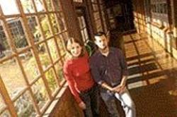 ANTHONY  PIDGEON - Robin Stein and James Sandler.