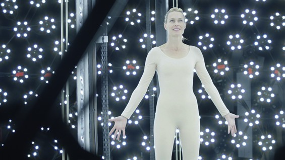 Robin Wright in The Congress.