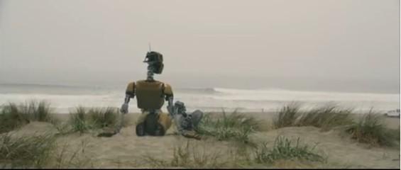 Robots on Ocean Beach!
