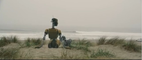 Robots on Ocean Beach!