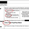Rock Out with Your Cook Out: Eater's Resume Fail