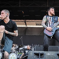 Rockstar Energy Mayhem Festival at Shoreline Amphitheater