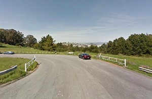 Roderick McDonald was killed at this intersection - GOOGLE MAPS