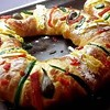 For Epiphany or a Secular Pig-Out, It's La Victoria's Rosca de Reyes