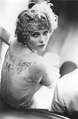 RICHARD  FOREMAN - Rosebud: Kirsten Dunst as Marion Davies, lover of both William Randolph Hearst and Charlie Chaplin.