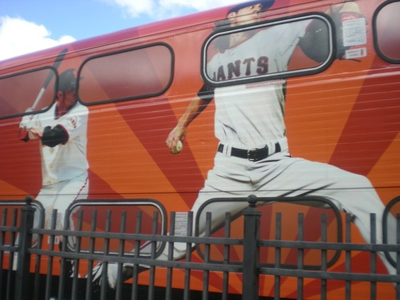 Rowand, Lincecum, and the Giants Express - JOE ESKENAZI
