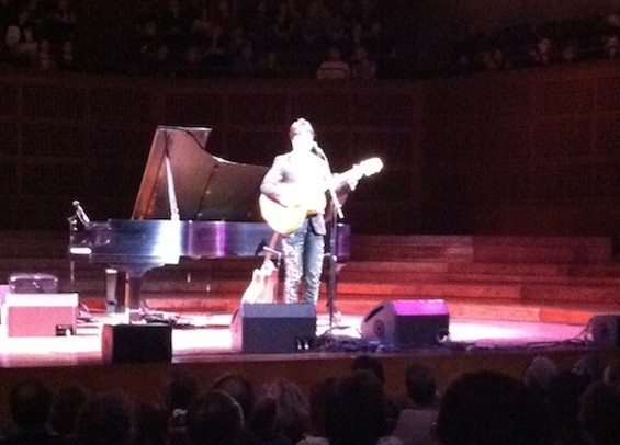 Rufus Wainwright at Davies Symphony Hall
