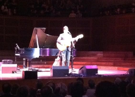 Rufus Wainwright at Davies Symphony Hall