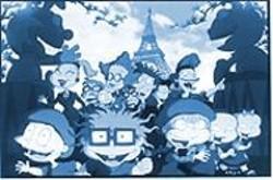 Rugrats in Paris: The Movie.