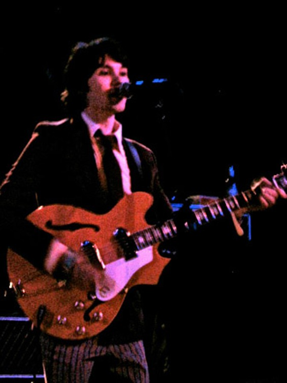 Ryan Ross, The Young Veins