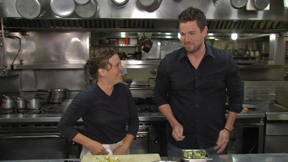 Ryan Scott's Food Rush airs on Live Well Network. - LIVE WELL NETWORK
