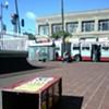 Saga of a Hurled SF Weekly Box