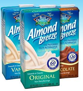 Sales of almond milk are surging! - BLUEDIAMOND.COM