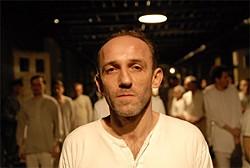 Salomon Sorowitsch (Karl Markovicz) helps the Nazis forge money to flood the British and American economies.