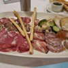 Salumi Platter at Barbacco and Perbacco