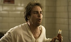 Sam Rockwell is about to Choke.
