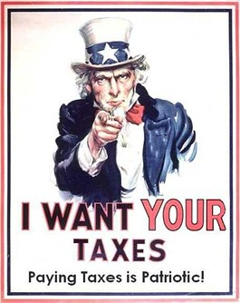 Same goes for sales tax...