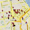 San Francisco Crime Blog: Now With Color-Coded Murder Map