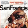 San Francisco Magazine to be printed on pure silk