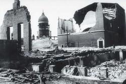 San Francisco, post-1906 quake.