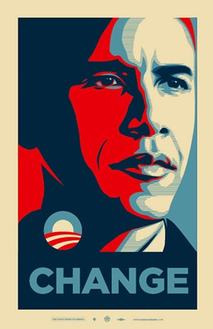 San Francisco voted overwhelmingly for Barack Obama. And now it's changing around its bus routes for him, too.