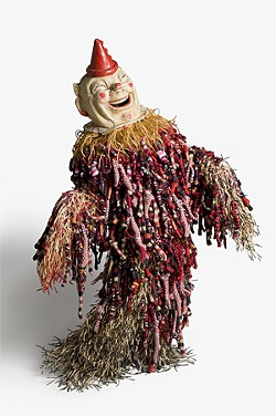 JAMES PRINZ - Sane clown posse: Nick Cave tackles ritual with his soundsuits, one of many shows to look forward to in 2009.