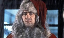Santa is bummed.